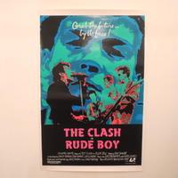 THE CLASH in RUDE BOY(1980)