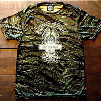 2017 JOHNNY  T-SHIRTS  【TIGER CAMO】