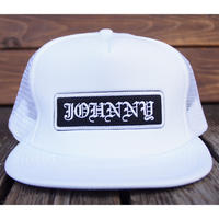 JOHNNY MESH CAP 【WHITE/FTW】