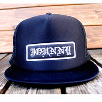 JOHNNY MESH CAP 【BLACK/FTW】