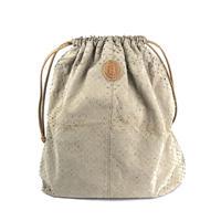 FENDI フェンディ ロゴ カットワーク 巾着バッグ vintage ヴィンテージ オールド