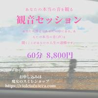 観音セッション60分8,800円