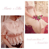 """ Marie × Ella "" Set up"