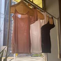 camisole+shorts