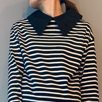 race collar  pullover(border)