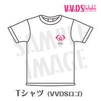 【事前予約・受注生産】キャラクターTシャツ(VVDSロゴ)