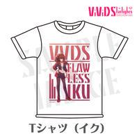 【事前予約・受注生産】キャラクターTシャツ(イク)