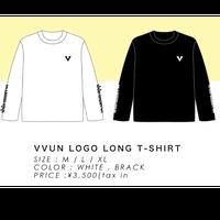 VVUN LOGO LONG T-SHIRT