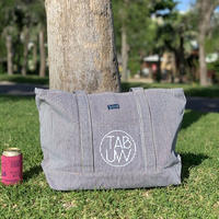 TAB UNDERWEAR|Big Tote Bag