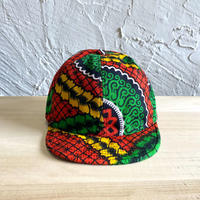 HIGHER|AF KITENGE CAP|ORNAMENT