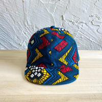HIGHER|AF KITENGE CAP|WAR ON THE BOARD