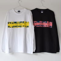 "TAB UNDERWEAR|5.6oz L/S Tee ""ADDICTION"""