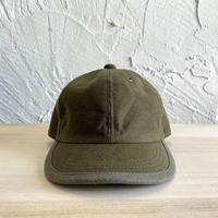 HIGHER|DECK PIQUE SHALLOW CAP|COLOR-OLIVE