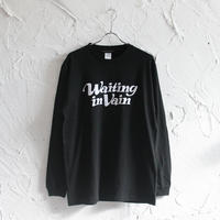 LINX|LINX WAITING IN VAIN L/S TEE|BLACK&WHITE