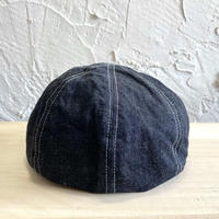 HIGHER|SELVAGE DENIM  BERET|ONE WASH