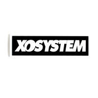 XOSYSTEM|XO BOX LOGO STICKER