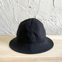 HIGHER|RIP STOP MESH HAT|COLOR-BLACK