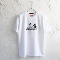 "LINX|LINX × HAND SIGN PAINTERS ""Welcome to MONDAY LOVERS"" S/S TEE"