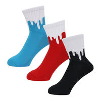 LIXTICK|DRIP SOCKS 3PACK|REV 2.5