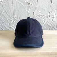 HIGHER|DECK PIQUE SHALLOW CAP|COLOR-NAVY