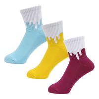LIXTICK|DRIP SOCKS 3PACK|REV 4.5