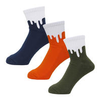 LIXTICK|DRIP SOCKS 3PACK|REV 3.5