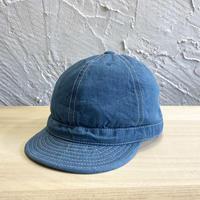HIGHER|10.5oz DENIM CAP|COLOR-LIGHT