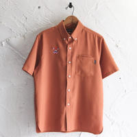 ST-231|STARTEX|KARIYUSHI WEAR|WAKE-SLIM-/MAT ORANGE