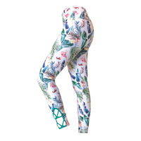 FIT2: TROPIC BREEZE HIGHWAIST LEGGINGS