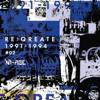 ALBUM 「RE : QREATE 1991-1994 #02 」