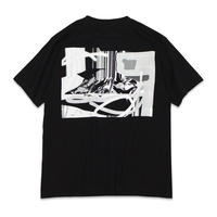 "山崎由紀子 ""OK!"" T Shirts - Black"