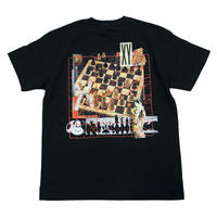 magma 'X・Y' Big Tee - Black