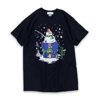 magma - 'WINTER AMERI感'  T shirts / Black