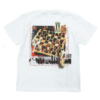 magma 'X・Y' Big Tee - White