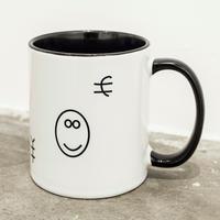 MASANAO HIRAYAMA × VOILLD 'MONEY' Mug Cup