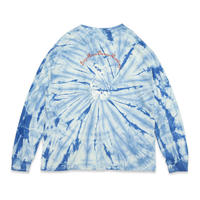 "magma - ""V"" Tie dye Long Sleeve T shirts"