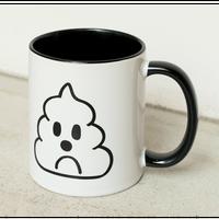 Ken Kagami × VOILLD 'POOP' Mug Cup