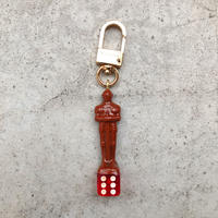magma - Keyring 'HOLOGRAPHY PIECE' / A