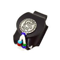 レザー ZIPPO ライターケース ベルトループ用 ココペリコンチョ  10006837