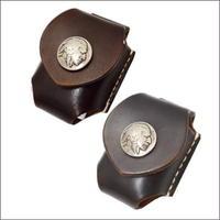 レザー(牛革)ZIPPOライターケース(ホルダー)ベルトループ用 10003691