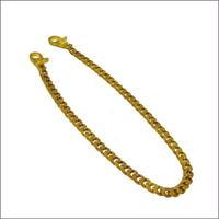 ウォレットチェーン 真鍮 (しんちゅう)喜平 メンズ  10006152