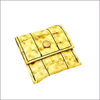 ダイヤモンドパイソン (ニシキヘビの革) コインケース 10001041