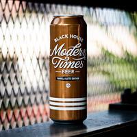 Modern Times Black House Vanilla Latte Edition