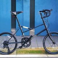BRUNO ブルーノ Ventura Black Edition  / MATTE BLACK