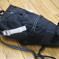 RawLow Mountain Works / Bike'n Hike Bag  X-Pac edition black