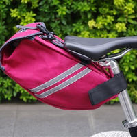 TIM TAS+REK / Saddle bag PINK