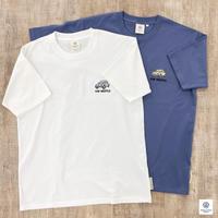 VW BEETLE刺繍Tシャツ