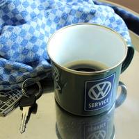 VW ホーローマグカップ