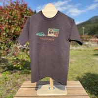 オーガニックコットンビートル&トレーラーTシャツ