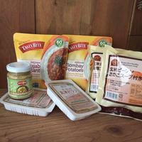 簡単&ストック食材セット【すぐに食べられる食材4種類 7品】原材料表示